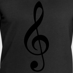 Music, sheet music, classical, note, band, choir T-Shirts - Men's Sweatshirt by Stanley & Stella