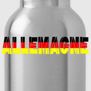 allemagne T-Shirts - Water Bottle