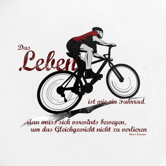 Latest HD Das Leben Ist Wie Ein Fahrrad Albert Einstein ...