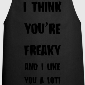 freaky T-Shirts - Cooking Apron