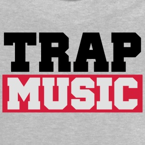 TRAP MUSIC - BASS PARTY Tee shirts - T-shirt Bébé
