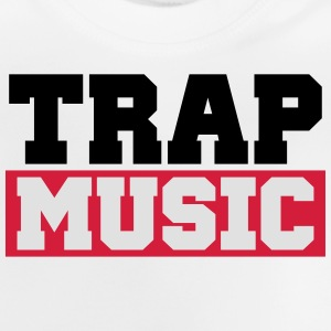 TRAP MUSIC - BASS PARTY Sweats - T-shirt Bébé