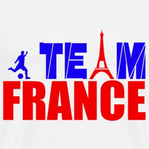 team france Sweatshirts - Herre premium T-shirt