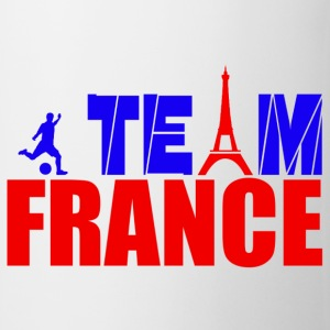 team france T-shirts - Kop/krus
