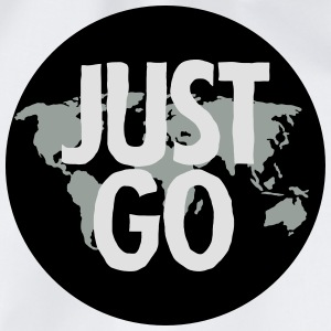 Just Go (Travel) T-Shirts - Drawstring Bag