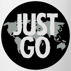 Just Go (Travel) T-Shirts - Mug