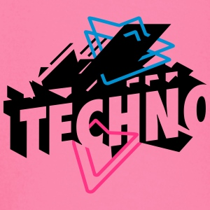 Techno Music Tops - Baby Long Sleeve T-Shirt