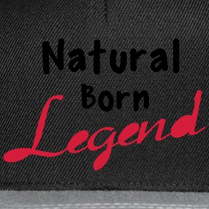 Born Legend T-Shirts - Snapback Cap