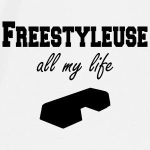Freestyleuse all my life step Accessoires - Männer Premium T-Shirt