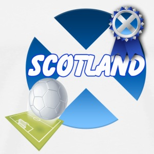Scotland Football Coffee Mug - Men's Premium T-Shirt