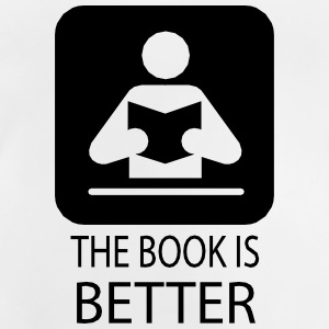 The book is better.ai Shirts - Baby T-Shirt