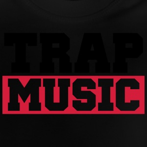 TRAP MUSIC - BASS PARTY Sweaters - Baby T-shirt
