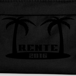 Rente Pension Ruhestand 2016 T-Shirts - Kinder Rucksack