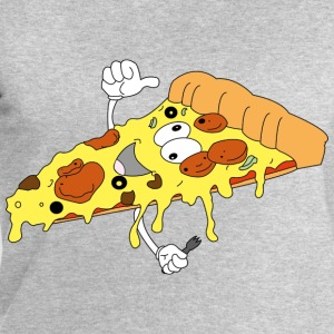 T-shirt pizza - Sweat-shirt Homme Stanley & Stella