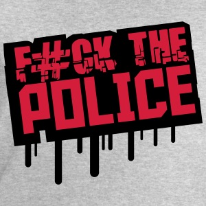 Fuck The Police Graffiti Stempel T-Shirts - Men's Sweatshirt by Stanley & Stella