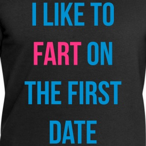 i like to fart on the first date Tee shirts - Sweat-shirt Homme Stanley & Stella