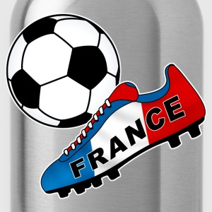 france sport foot 03 Tee shirts - Gourde