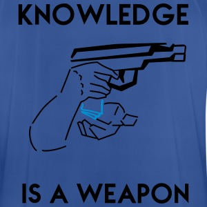 Pull capuche Knowledge is a Weapon - T-shirt respirant Homme
