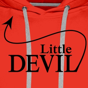 Little Devil - Men's Premium Hoodie