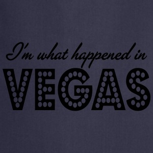 i'm what happened in vegas - Cooking Apron