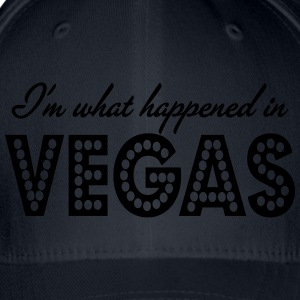 i'm what happened in vegas - Flexfit Baseball Cap