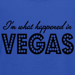 i'm what happened in vegas - Women's Tank Top by Bella