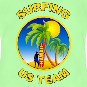 surfing us team Shirts - Baby T-Shirt