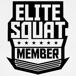Elite Squad Team Crew Member Soldiers T-Shirts - Baseballkappe