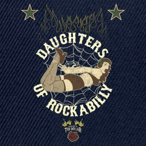 Daughters Of Rockabilly Vintage - Casquette snapback