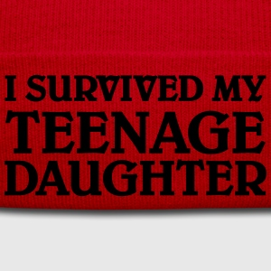 I survived my teenage daughter T-Shirts - Winter Hat
