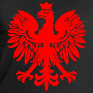 Polish Red Eagle T-Shirts - Men's Sweatshirt by Stanley & Stella