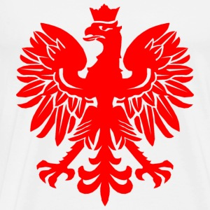 Polish Red Eagle Tops - Men's Premium T-Shirt
