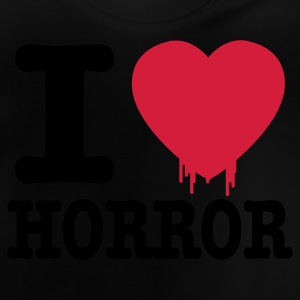 i love horror Shirts - Baby T-shirt