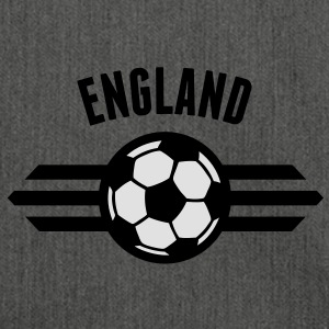 england badge iii 2c Sweat-shirts - Sac bandoulière 100 % recyclé