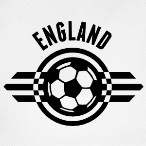england / three lions badge ii 1c T-shirts - Baseballkasket