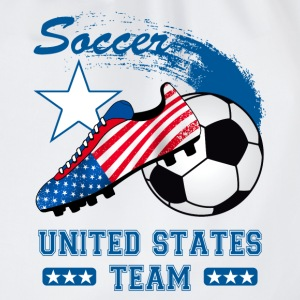 us soccer team Sweat-shirts - Sac de sport léger