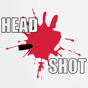 Head Shot T-shirts - Förkläde