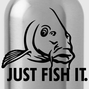 karpfen_just_fish_it T-Shirts - Trinkflasche