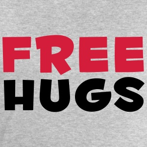 free hugs Tee shirts - Sweat-shirt Homme Stanley & Stella