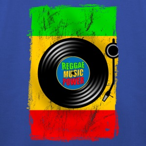 reggae power design 01 Shirts - Kids' Premium Hoodie