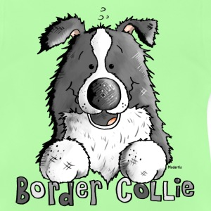 Zoete Border Collie - Hond - Honden Sweaters - Baby T-shirt