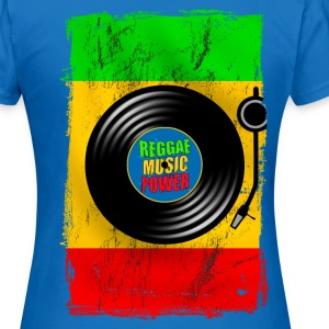 reggae power design 01 Pullover & Hoodies - Frauen T-Shirt