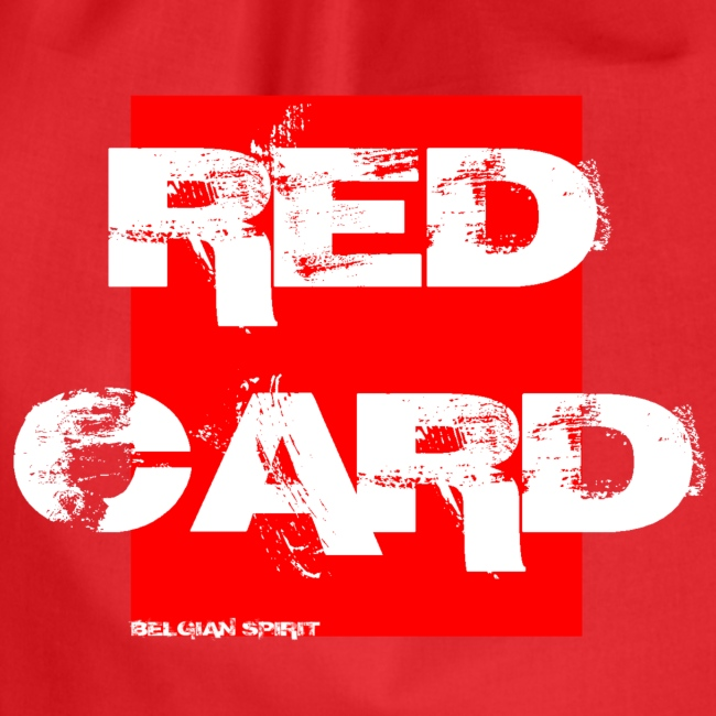 BELGIAN-RED-CARD