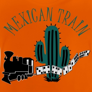 Mexican Train T-Shirts - Baby T-Shirt