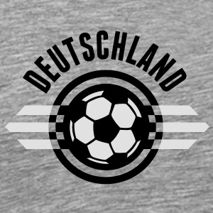 deutschland Fußbal / germany  / duitsland badge II Manches longues - T-shirt Premium Homme