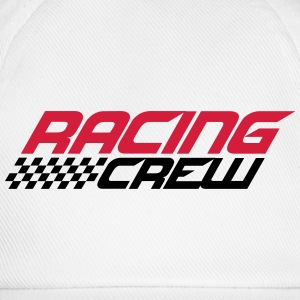 Cool Racing Crew Design T-Shirts - Baseball Cap