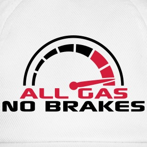 All gas No. brakes speedometer quick Turbo T-Shirts - Baseball Cap