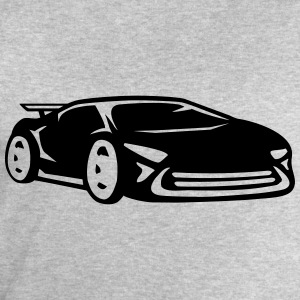 Voiture course voiture de sport racing voiture coo Tee shirts - Sweat-shirt Homme Stanley & Stella
