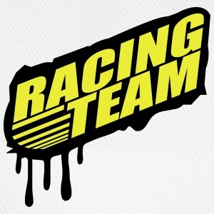 Racing Team Graffiti Stamp T-Shirts - Baseball Cap