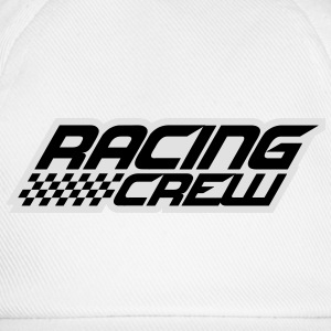 Racing Crew Design T-Shirts - Baseball Cap